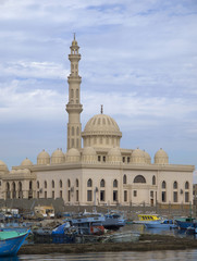 Marina mosque in Hughada