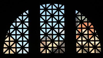 Interior Pattern at Metropolitan Museum