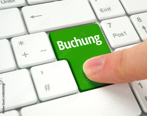 canvas print picture Buchung