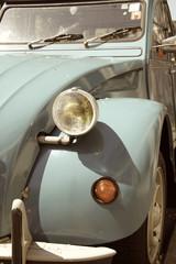 Retro car 2CV Citroen