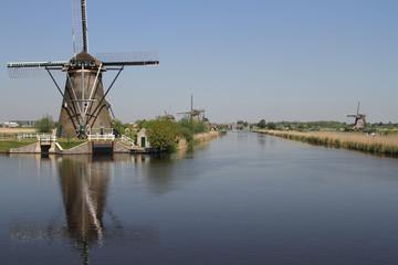 Dutch Windmills, Kinderdijk UNESCO World Heritage site