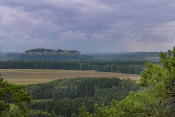 Sächsische Schweiz Rauenstein