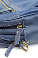 Details of Blue Bag