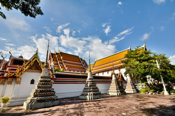 Top of Temple in Thailand 16