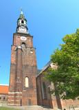 Sankt Petri Kirke København Danmark (St. Petri Kirche Kopenhagen poster