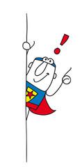 Of course superhero