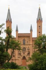Schlosskirche in Neustrelitz (Mecklenburg-Vorpommern)