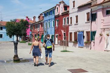 Burano,Venice Italy