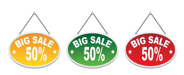 Labels - Big Sale 50%