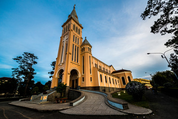 Cathedral of Da Lat