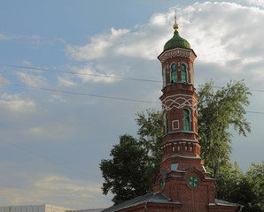 Burnayev's mosque