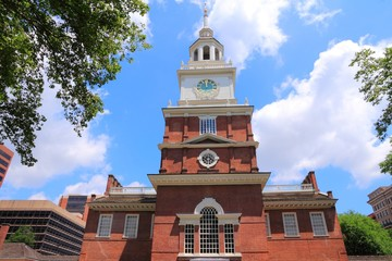 Philadelphia Independence Hall, USA