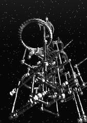 Alien fractal Structure