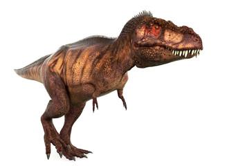 tyrannosaurus the predator