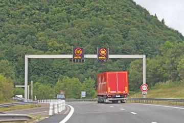 Signalisation autoroute
