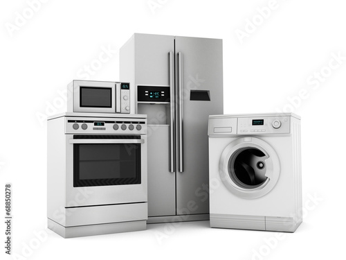 canvas print picture House appliances