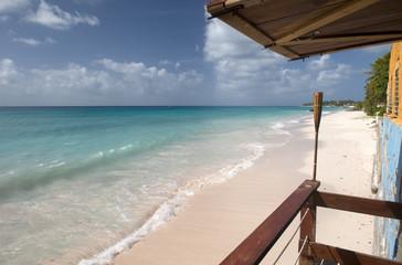 Blue Ocean in Barbados
