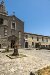 Convent of St. Agostiniano in Forza d'Agro, Sicily