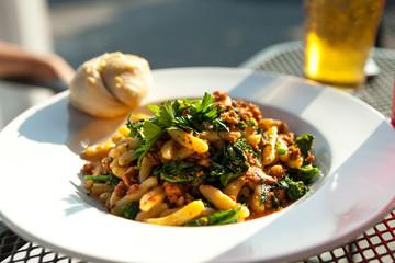 Sausage Broccoli Rabe
