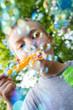 Obrazy na płótnie, fototapety, zdjęcia, fotoobrazy drukowane : Blowing Bubbles
