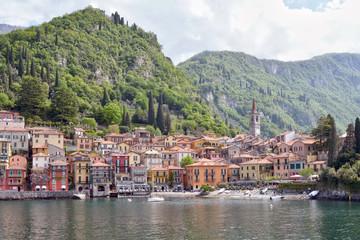 Vista de Bellagio. Lago di Como. Italia