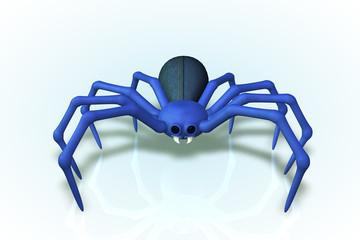 Blue Jean, The Denim Spider