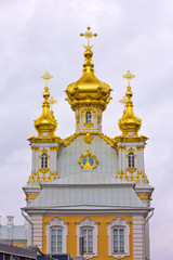 East Chapel housing the Grand Palace Peterhof.