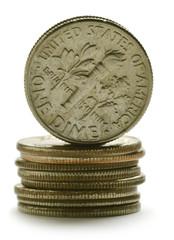 دايم 다임 (미국 동전) Dime 10美分硬币 Дайм  דיים (מטבע אמריקני)