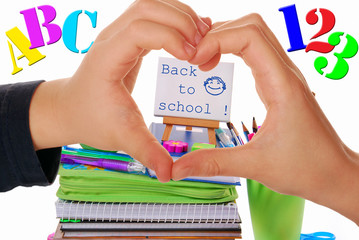 we love back to school