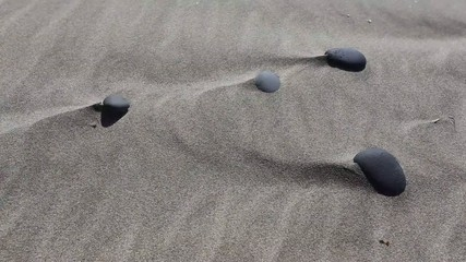 Shifting Sand Time Lapse