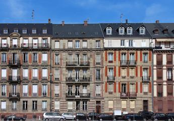rue du centre de Strasbourg