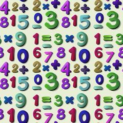 Seamless numbers