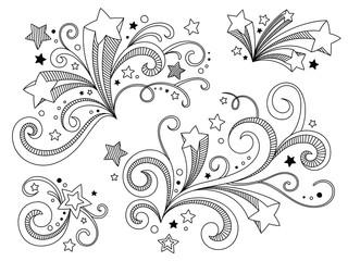 Ornate stars © godfather744431