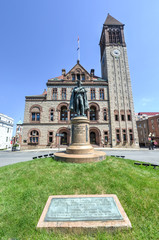 Philip John Schuyler Monument, Albany, New York