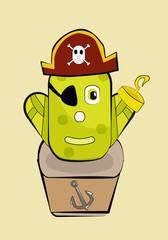 cactus pirata