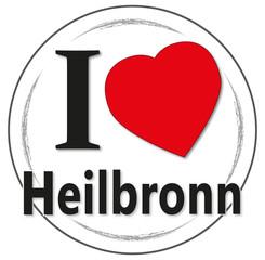 I love Heilbronn