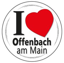 I love Offenbach am Main