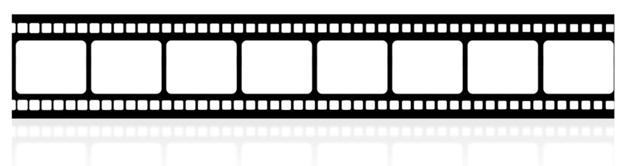 pellicule film reflets
