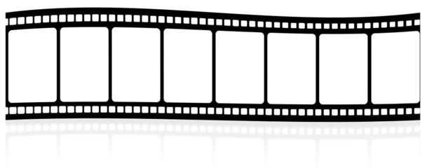 pellicule film courbe