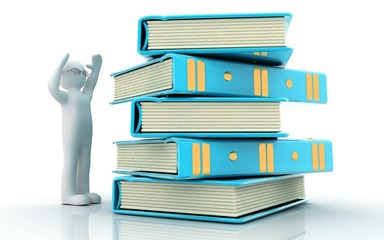 3d people ( concep books)