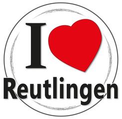 I love Reutlingen