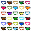 Coffee cups COLOR