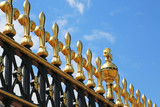 Zaun am Buckingham Palace