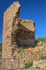 Chembalo old fort in Balaclava