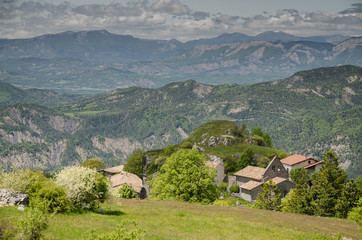 Haute Provence bei Valavoire
