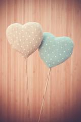 Pretty Valentine Hearts