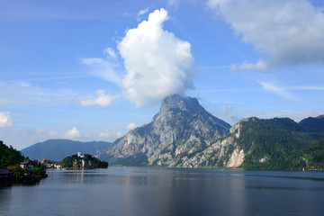 Traunsee  lake