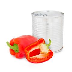 Pepper can