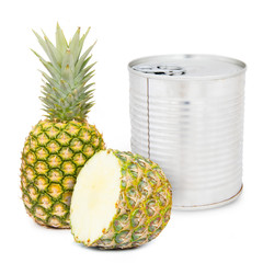Pineapple can