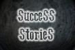 Success Stories Concept